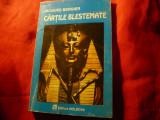 J.Bergier - Cartile Blestemate - Ed. Moldova- Iasi 1995 trad. L.Papuc ,186pag