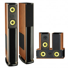 Sistem audio 5.0 Passion Kruger si Matz, 120 W