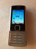 Nokia 6300, Argintiu, Neblocat