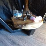 Masuta din nuc, Casa dolce
