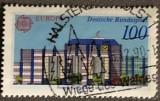 Germania Posta Frankfurt pe Main, Stampilat
