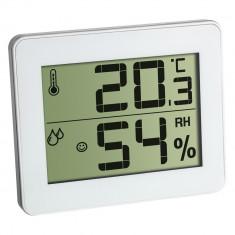 Termometru si Higrometru Tfa - Alb