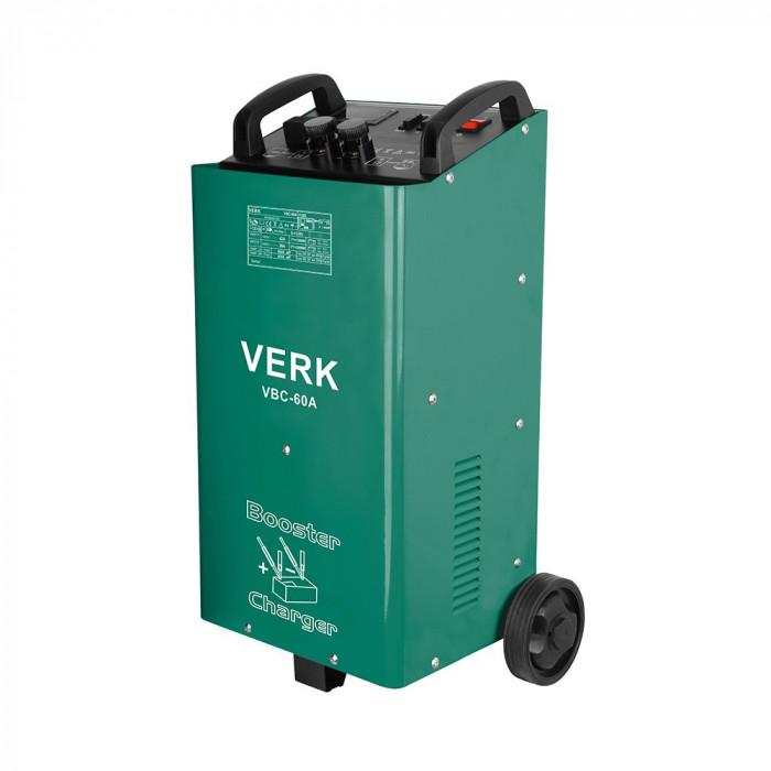 Redresor baterie auto cu robot pornire 12V / 24V – Verk