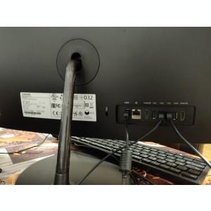 Calculator Desktop All in One 24 inch Lenovo 520 Idea enter(PC laptop iMac)