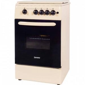 Aragaz Serreno Cooking SER 5602B/G1 Gaz 4 zone de gatit Aprindere electrica 50cm Bej