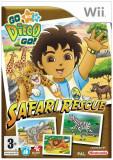Joc Nintendo Wii Go Diego Go - Safari Rescue