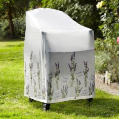 Husa de protectie pentru 4 scaune - Lavanda