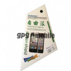 Folie Protectie ecran iPhone 5 Latice Film