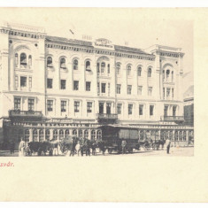 2222 - TIMISOARA, Omnibus Station, Romania - old postcard - unused, Necirculata, Printata