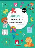 Jocuri logice si de antrenament - 10 ani | Ballon Media, Paralela 45