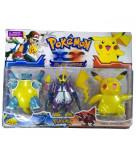 Set 3 Figurine Pokemon seria Xy Flashfire