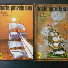Radu Tudoran - Toate panzele sus  2 volume