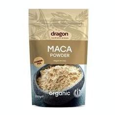Maca Pulbere Raw Bio Dragon Superfoods 200gr Cod: 3800225476843
