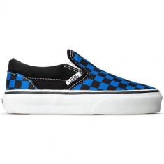 Pantofi Copii Vans Classic Slipon VN0LYG3IM, 27.5, 30, Alb