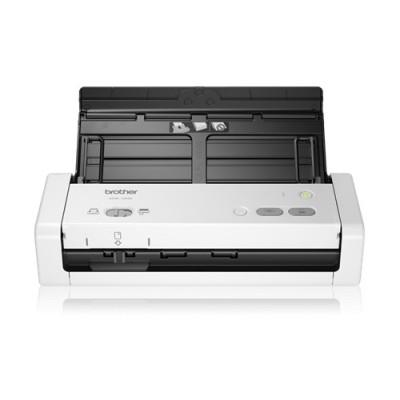 Scanner Brother ADS-2400N USB Retea A4 White foto