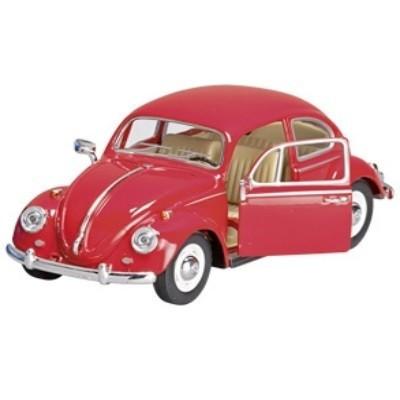 Masinuta Die Cast Volkswagen Classical Beetle 1:40 foto
