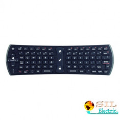 Tastatura wireless 2.4 Ghz TVHUNTER, NGS