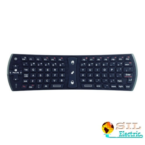Tastatura wireless 2.4 Ghz TVHUNTER, NGS