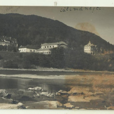 cp Calimanesti - circulata 1931