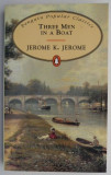 Three Man in a Boat – Jerome K. Jerome