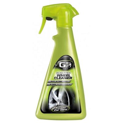 Solutie GS27 pentru curatat rotile, fara acid, 500 ml foto