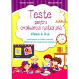 Teste de evaluare nationala clasa a II-a - Simona Grujdin, Adriana Borcan