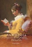 Antologia poetilor disparuti prematur | Nicolae Eftenie
