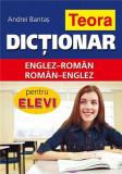 Dictionar englez-roman, roman-englez pentru elevi | Andrei Bantas