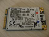 Modul 3g laptop Lenovo ThinkPad T500, Ericsson F3507G 3G WWAN, 43Y6513, N11134