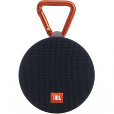 Boxa portabila JBL Clip 2 Bluetooth, negru