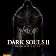 Dark Souls 2 Scholar of the First Sin XB360