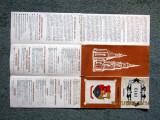 CLUJ, Stadtplan-Plan de Oras 1974
