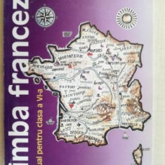 Limba franceza manual pentru clasa a VI-a- Mariana Popa, Anca Monica Popa