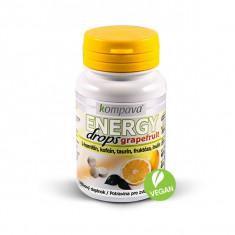 Energy Drops 80 capsule grapefruit