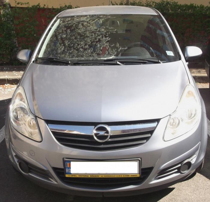 Opel Corsa D 1.2 benzina 5 usi 43.000 km unic proprietar
