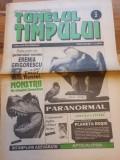 Ziarul tunelul timpului 25 noiembrie-1 decembrie 1993-anul 1,nr. 2