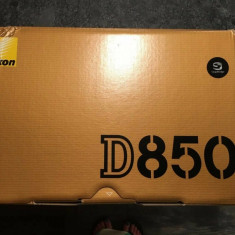 Aparat foto SLR digital Nikon D850 45.7MP