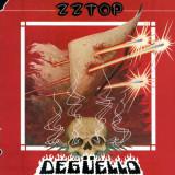 ZZ TOP Deguello (cd)