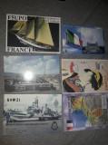 carti postale radioamatori,lot 11 carti postale radioamatori vechi,T.GRATUIT