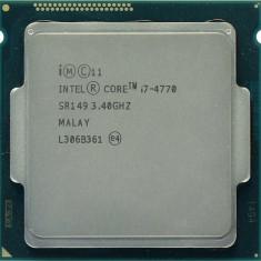 Procesor Intel Haswell, Core i7 4770-Socket 1150, Intel Core i7, 8
