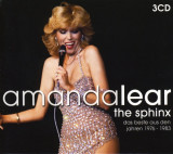 Amanda Lear The Best Of Boxset (3cd)