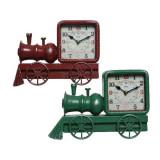 Ceas - Iron Clock Train - mai multe culori | Kaemingk
