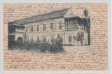 Oradea ,  baile 1 MAI ,  litho , circulata  1900