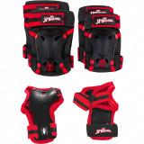 Set protectie Skate Cotiere Genunchiere si Incheieturi Spiderman Seven SV9067Initiala