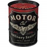 Pusculita metalica Motor Oil