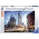 Puzzle Flatiron, 3000 piese, Ravensburger