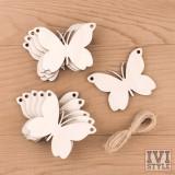 Blank fluturasi lemn (Set 10)