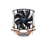 Cooler CPU Zalman CNPS5X Performa, MultiSocket, Ventilator 92mm, Heatpipe-uri...