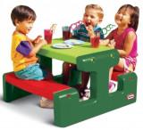 Masa picnic cu bancheta 4 copii