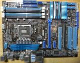 Placa gaming P8P67 LE socket LGA 1155/Socket H2 CrossFireX/DDR3 i7